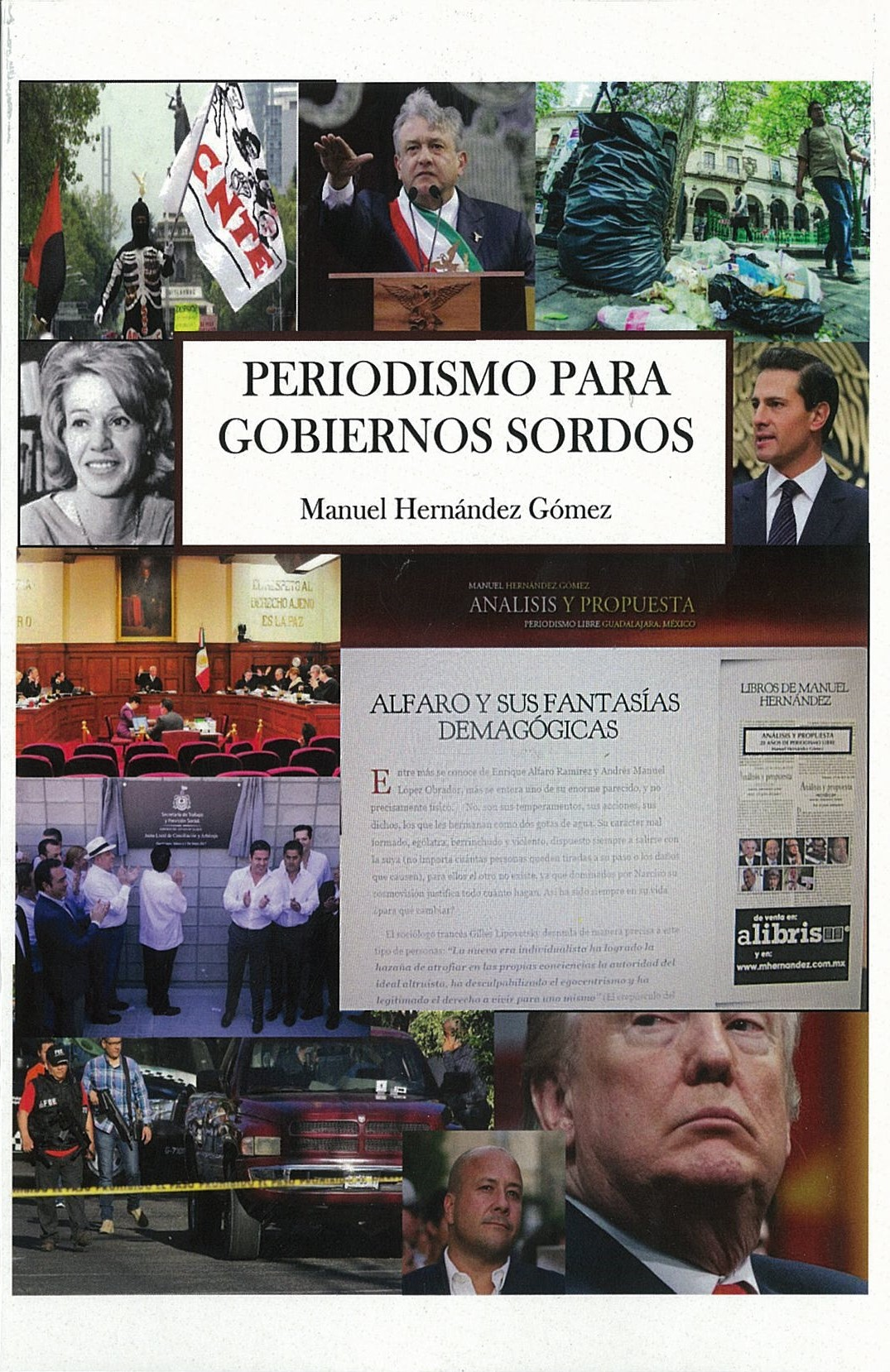 Periodismo para gobiernos sordos